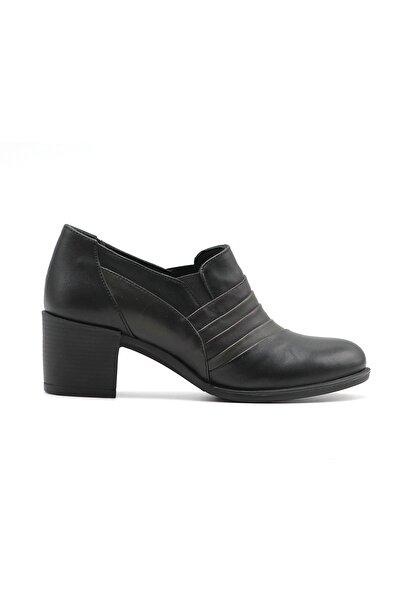 Venüs Ve-1372k Kadın Topuklu Deri Ayakkabı