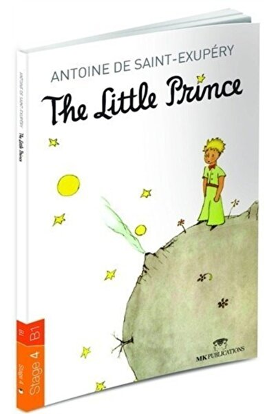 MK Publications The Little Prince Stage 4 B1