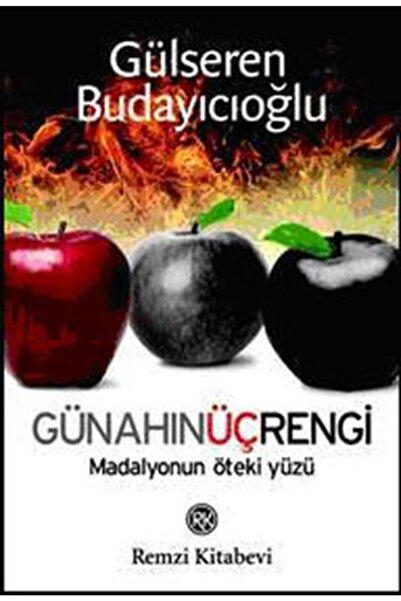 Remzi Yayınları Günahın Üç Rengi - Gülseren Budayıcıoğlu
