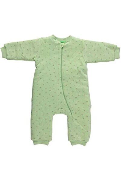 Bebetto Penye Elyaflı Uyku Tulumu 12-18 Ay (yeşil)