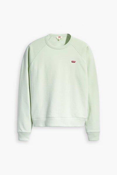 Levi's Kadın Yeşil  Sweatshirt