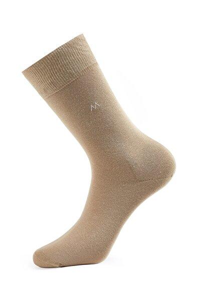 Hemington Erkek Camel Pamuklu Yazlık Çorap