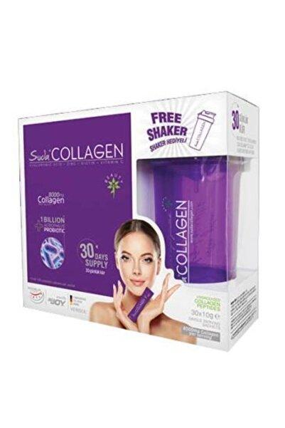 Suda Collagen Collagen + Probiotic 30 X 10 G Saşe Karpuz Aromalı Aylık Paket