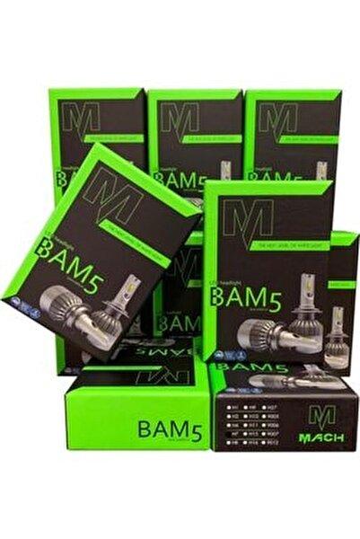Bam-5 Şimşek Etkili Profesyonel Led Xenon (6400lm) H4