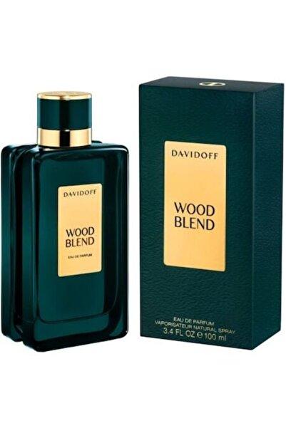 Davidoff Wood Blend Edp 100 ml Erkek Parfüm 3614223404490