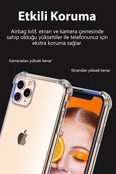 Sunix Iphone 11 Pro Max Şeffaf Kılıf
