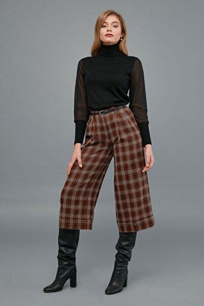 Journey Kadın Kahverengi Pantolon