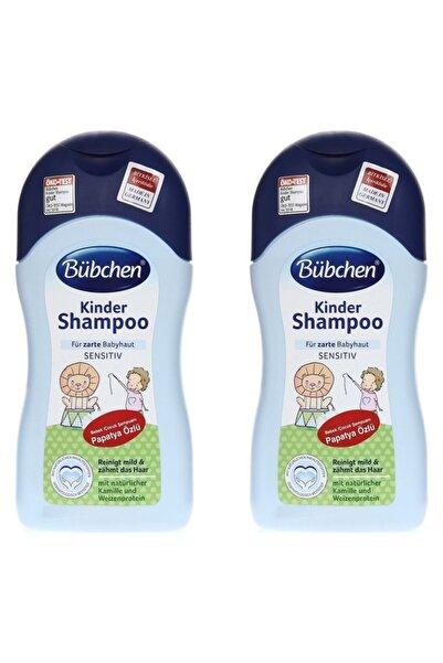 Bübchen 400 ml Klasik Bebek Şampuanı 2'li