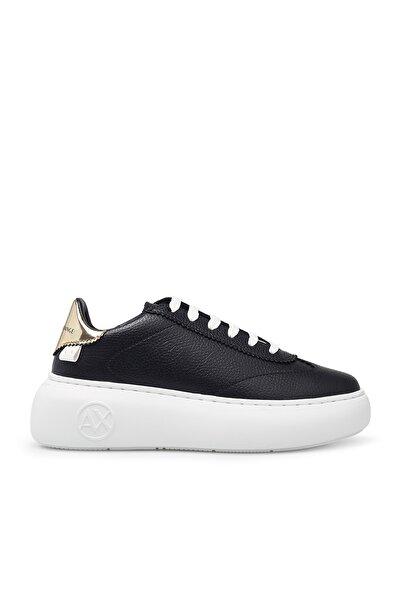 Armani Exchange Kadın Siyah Ayakkabı Xdx042 Xv338 00002