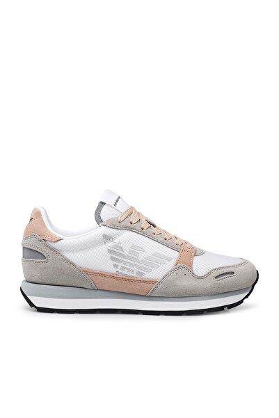 Emporio Armani Kadın Beyaz Ayakkabı X3x058 Xl481 R730