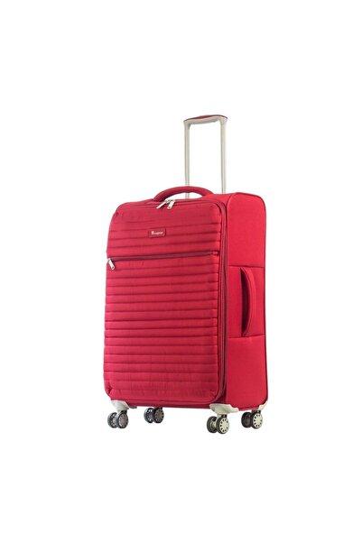 IT LUGGAGE Ity2148-m Kırmızı Unısex Orta Boy Valiz