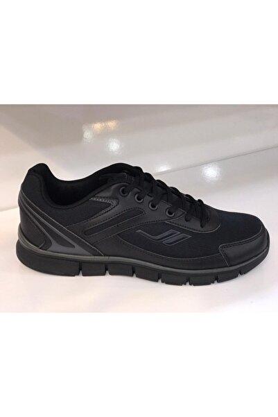 Lescon Kadın Siyah Ayakkabı