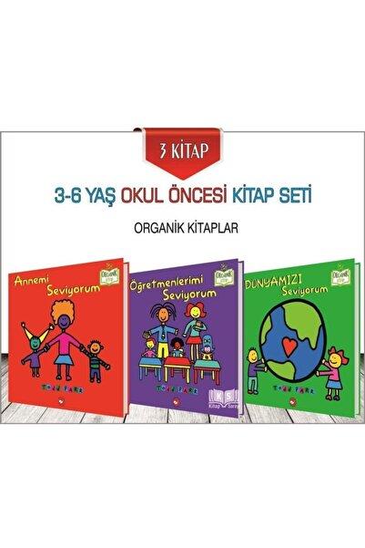 Beyaz Balina Yayınları 3-6 Yaş Okul Öncesi Hikaye Seti 3 Kitap -