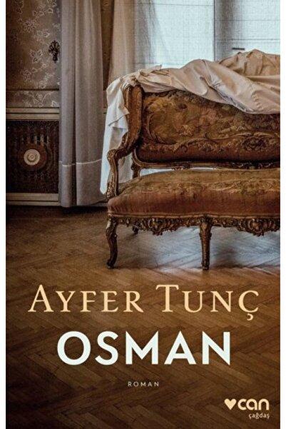 Can Yayınları Osman - Ayfer Tunç