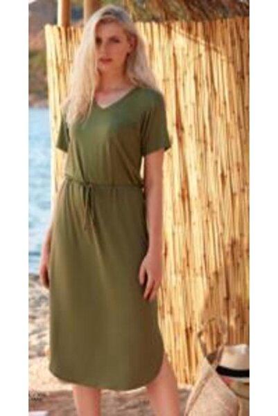 Penyemood Kadın Yeşil Etektakım  8716