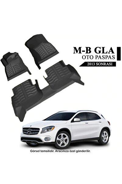 ByLizard Mercedes-benz Gla Serisi Premium 5d Paspas Seti