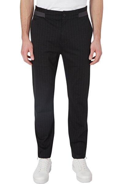 Calvin Klein Erkek Pinstripe Galfos Pantolon