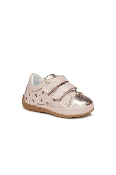Casual Unisex Bebek Ilk Adım Deri Ayakkabı