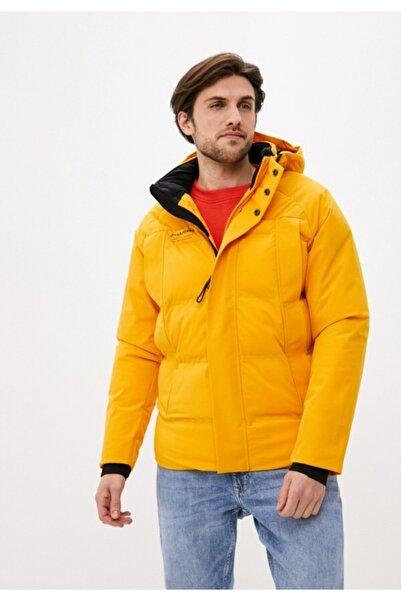 Jack & Jones Jack&jones Yellow Erkek Puffer Mont Detachable Hood 12175481