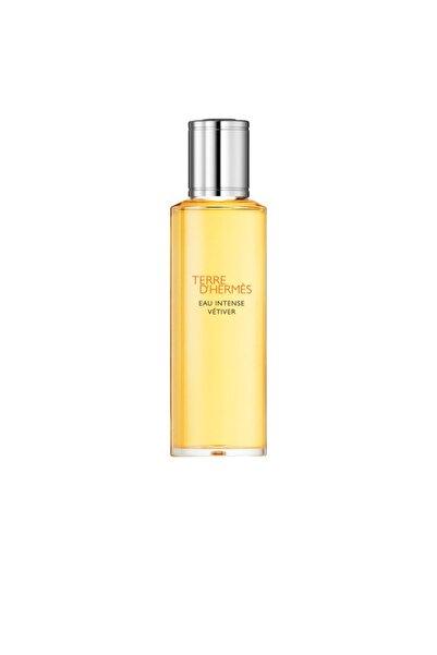 Hermes Terre D Eau Intense Vetiver Edp 125 Ml Erkek Parfüm Refill