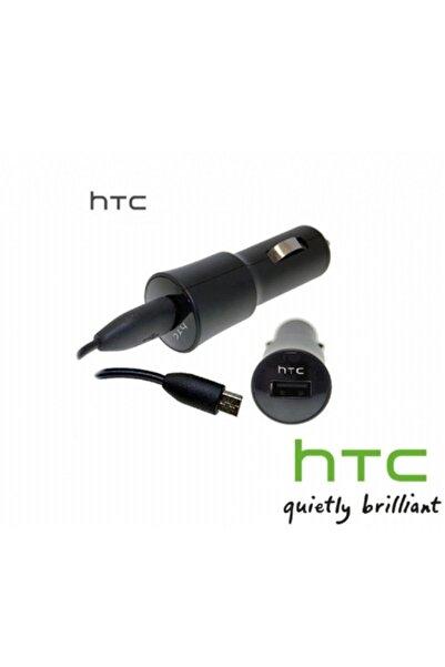 HTC 5v 1.0a Micro Usb %100 Orjinal Universal Beyaz Araç Şarj Cihazı