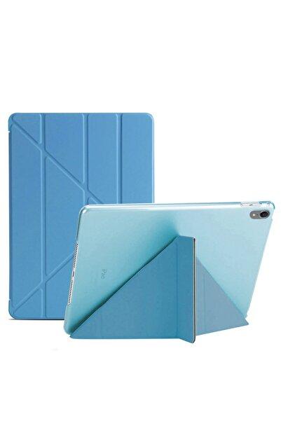 Microsonic Microsonic Ipad Pro 11'' 2018 (a1980-a2013-a1934-a1979) Folding Design Kılıf Turkuaz