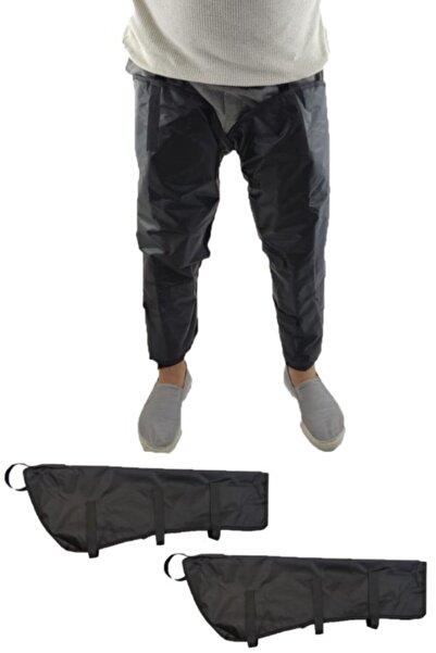 OkkoRed Pantolon Üzeri Giyilebilir Motosiklet Dizlik Pantolon Rüzgar Ve Yağmur Koruyucu Hjk764