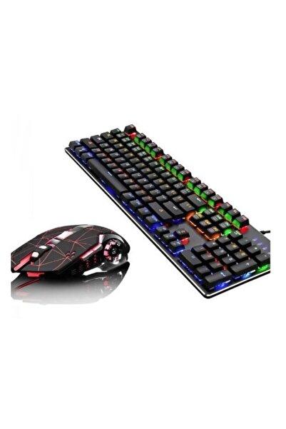 iMice Imıce Km-900 Gaming Keyboard Oyun Klavyesi+oyun Mouse