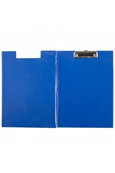 Marla Sekreterlik 4 Adet Açılır Kapaklı Mavi Renk