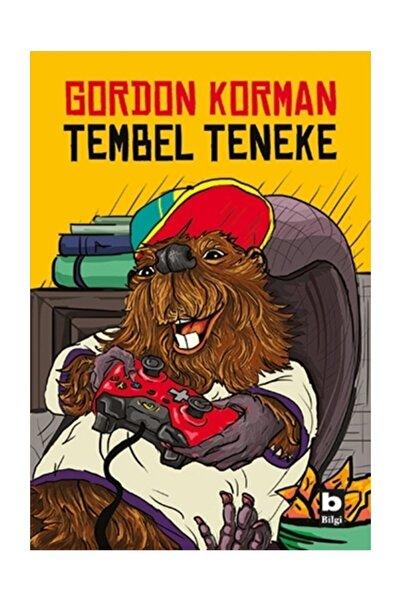 Bilgi Yayınevi Tembel Teneke - Gordon Korman
