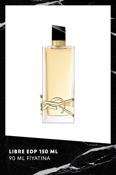 Yves Saint Laurent Libre Eau De Parfum 150 Ml 3614273011785
