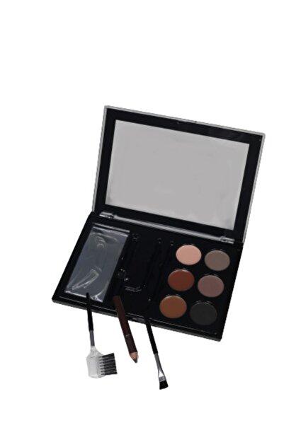 G Sport POLO Kaş Farı Paleti Eyebrow 6lı Set