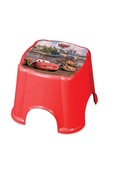 Dede Oyuncak 01800 Cars Çocuk Taburesi 21x24 Cm