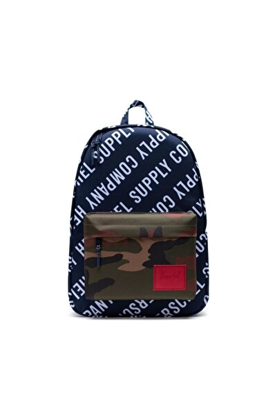 Herschel Supply Co. Unisex Lacivert Sırt Çantası