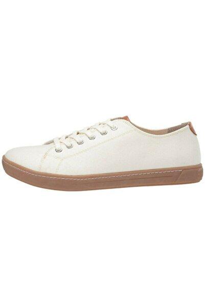 Birkenstock Unisex Beyaz Arran Kanvas Sneaker
