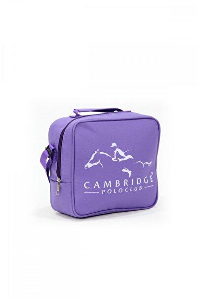 Bestway ve Diğeri Cambridge Polo Club Beslenme Çantası Plbsl80007 Mor