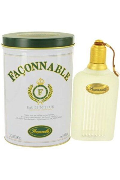 Façonnable Faconnable Edt 100 Ml - For Men