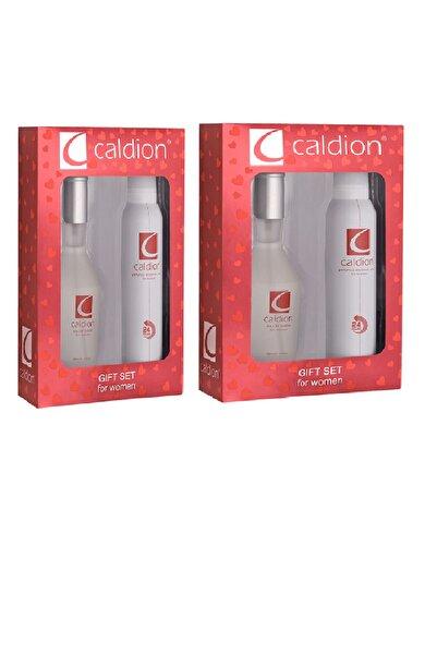 Caldion Kadın Parfüm Set 100 Ml Edt + 150 Ml Deodorant 2'li