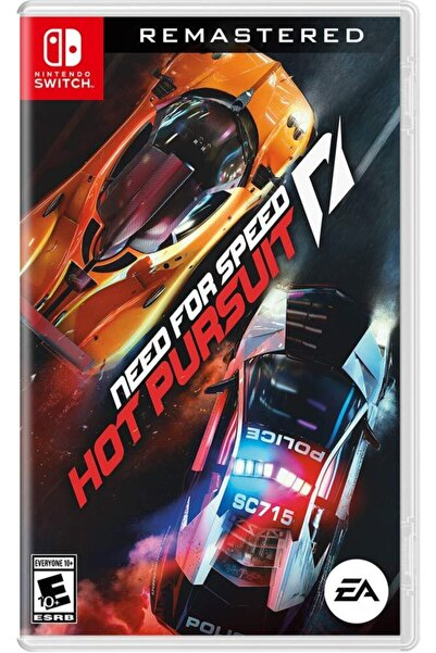Nintendo Need For Speed Hot Pursuit Remastered Switch