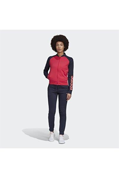adidas Kadın Lacivert Wts New Co Mark Eşofman Takımı