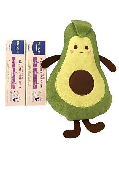 Mustela Vitamin Barrier Pişik Kremi 50ml 2li Avokado Oyuncak Hediyeli