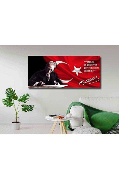EvdeTablo Atatürk Makam Panosu 100x50