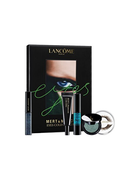 Lancome Lancôme X Mert & Marcus Eyes Cold As Eyes Göz Makyajı Kiti 02 Blue 3614272815124