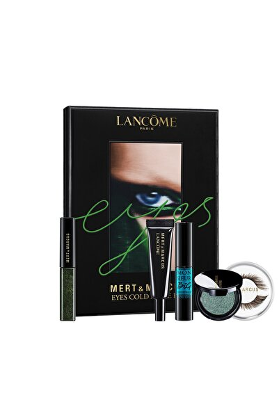 Lancome Lancôme X Mert & Marcus Eyes Cold As Eyes Göz Makyajı Kiti 01 Green 3614272815131