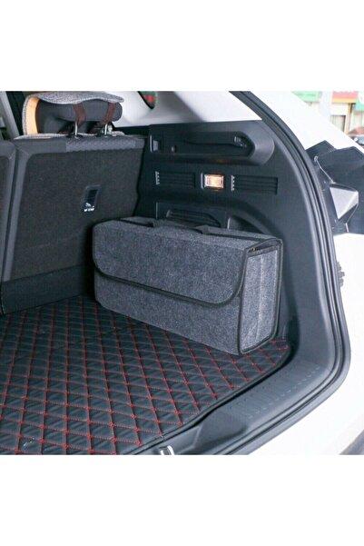eryatex Araba Bagaj Organizer Araç Alet Eşya Düzenleyici Cepli Çanta Oto