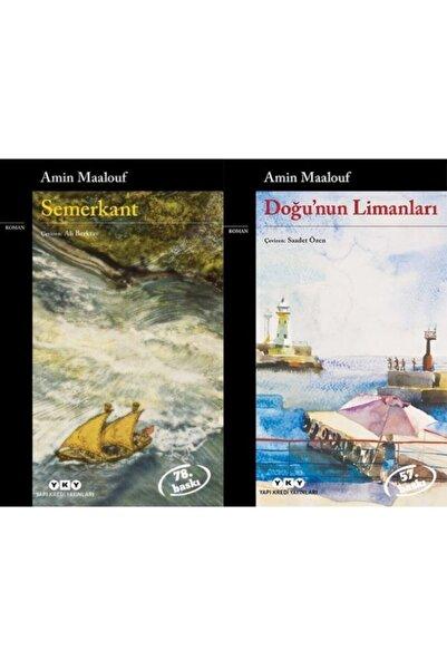 Yapı Kredi Yayınları Semerkant / Doğu'nun Limanları 2 Kitap Set