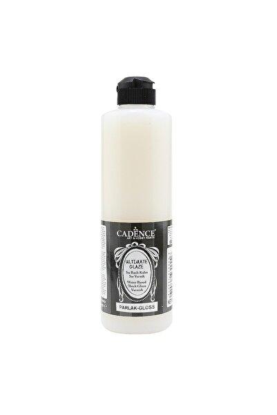Cadence Su Bazlı Kalın Parlak Sır Vernik 500 ml