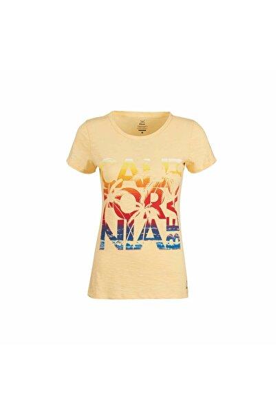 Kinetix Kadın Sarı Tişört (100380877)