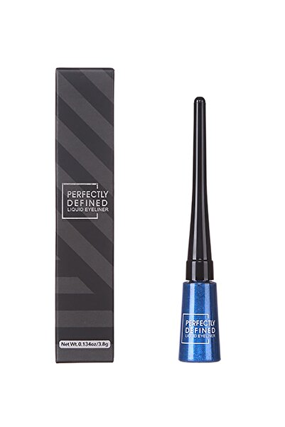 Miniso Perfectly Defined Gleaming Likit Eyeliner (04 Mystical Black) 4713361490118