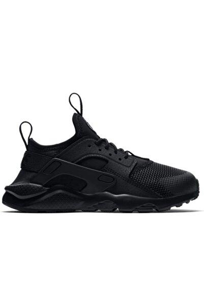 Nike Unisex Çocuk Siyah Huarache Run Ultra (ps) Spor Ayakkabı 859593-004